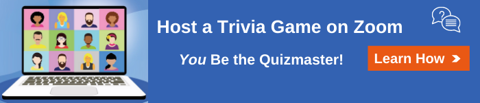 virtual trivia on zoom