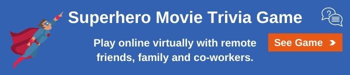 superhero movie trivia